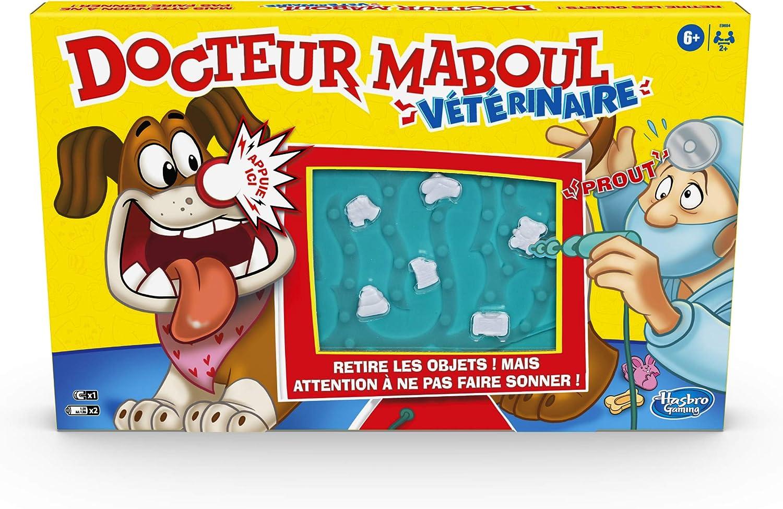 Jeu Docteur Maboul Vétérinaire en promotion