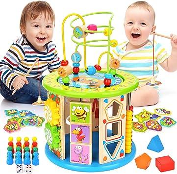 jouet en bois bébé 1 an