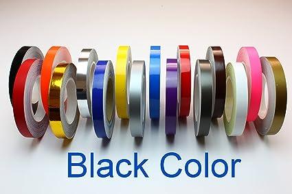 "3//8/"" Roll Vinyl Pinstriping Pin Stripe Line Car Tape Decal Sticker 9mm DARK GRAY"