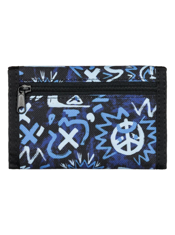 Quiksilver On Board - Cartera para hombre, color azul/negro, talla L: Amazon.es: Deportes y aire libre