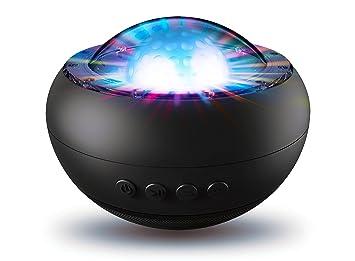 Sharper Image Sbt606 Bluetooth Floating Party Speaker Completely