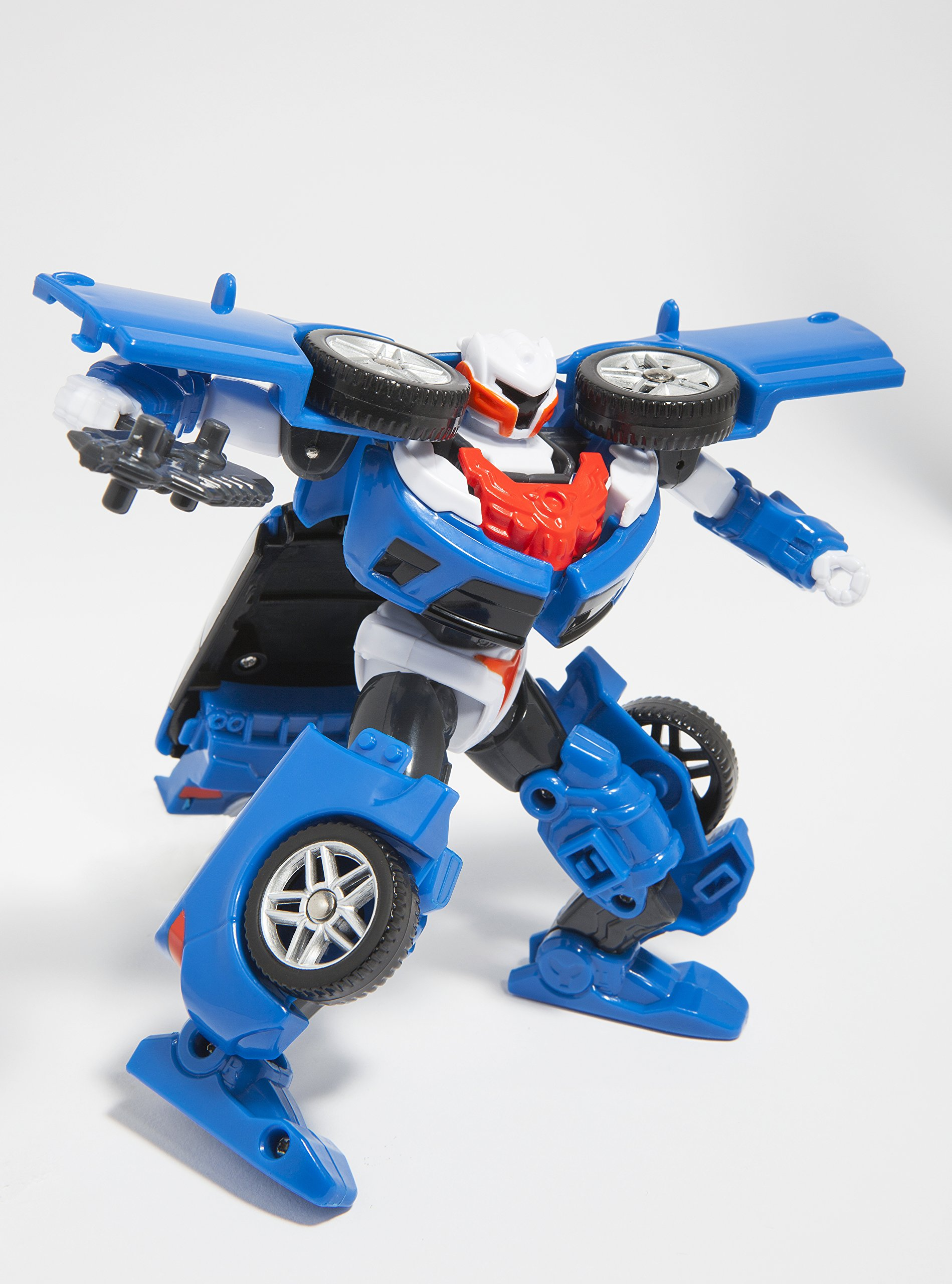 Tobot Youngtoys Y Transforming Robot Car to Robot Animation Character by Tobot (Image #6)