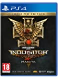 Warhammer 40K Inquisitor Martyr - Imperium Edition (PS4)