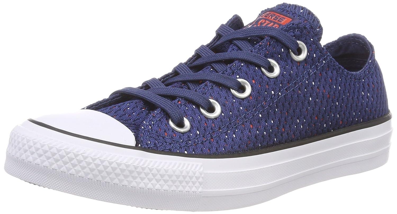 Converse Ctas Ox Navy Bright Poppy bianca, scarpe da ginnastica Unisex – Adulto Blu (Navy Bright Poppy bianca 426) | Design ricco  | Scolaro/Ragazze Scarpa
