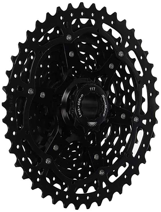 Bicycle Components & Parts Shimano Mtb Hg500 10speed Cassette 10s 11-42t Silver Black To Enjoy High Reputation In The International Market Sporting Goods