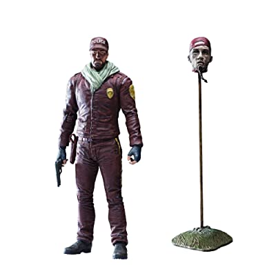 McFarlane Toys The Walking Dead Comic Series 5 Shane Action Figure: Toys & Games