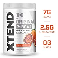 Deals on XTEND Original BCAA Powder 7g BCAAs 30 Servings