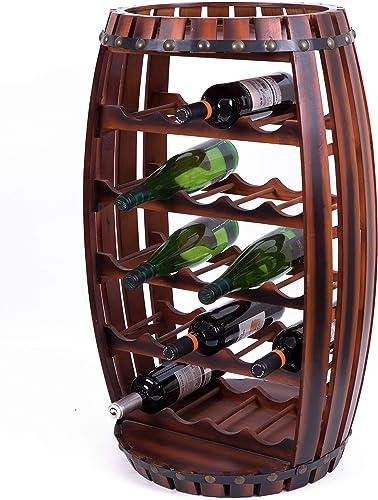 Vintiquewise Wine Rack
