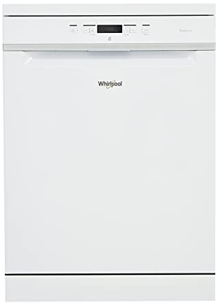 Whirlpool 14 Place Settings Dishwasher (PowerClean-WFC3C24 PF IN, White)