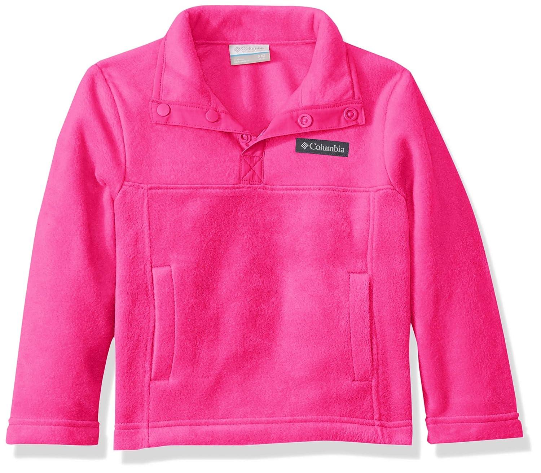 Columbia Kids Big Steens MTN/1//4 Snap Fleece Pull-Over