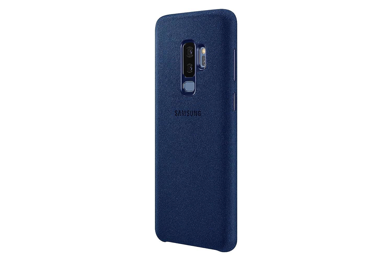 half off 2155e 770e7 Samsung Galaxy S9+ Alcantara Case, Blue