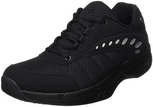 Chung Shi Duxfree Nassau - Zapatos para caminar de material sintético hombre, color negro, talla 44.5
