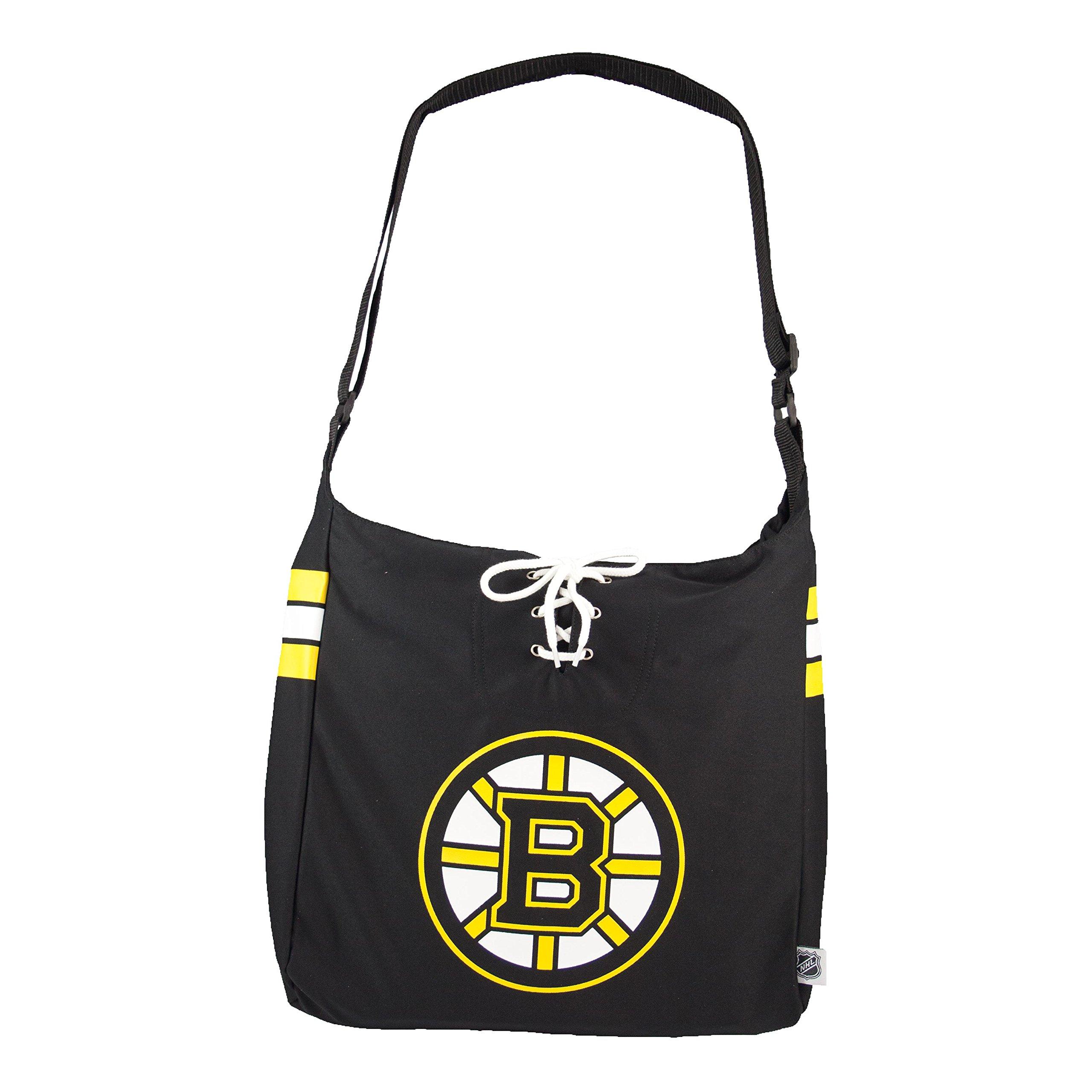 NHL Boston Bruins Jersey Tote