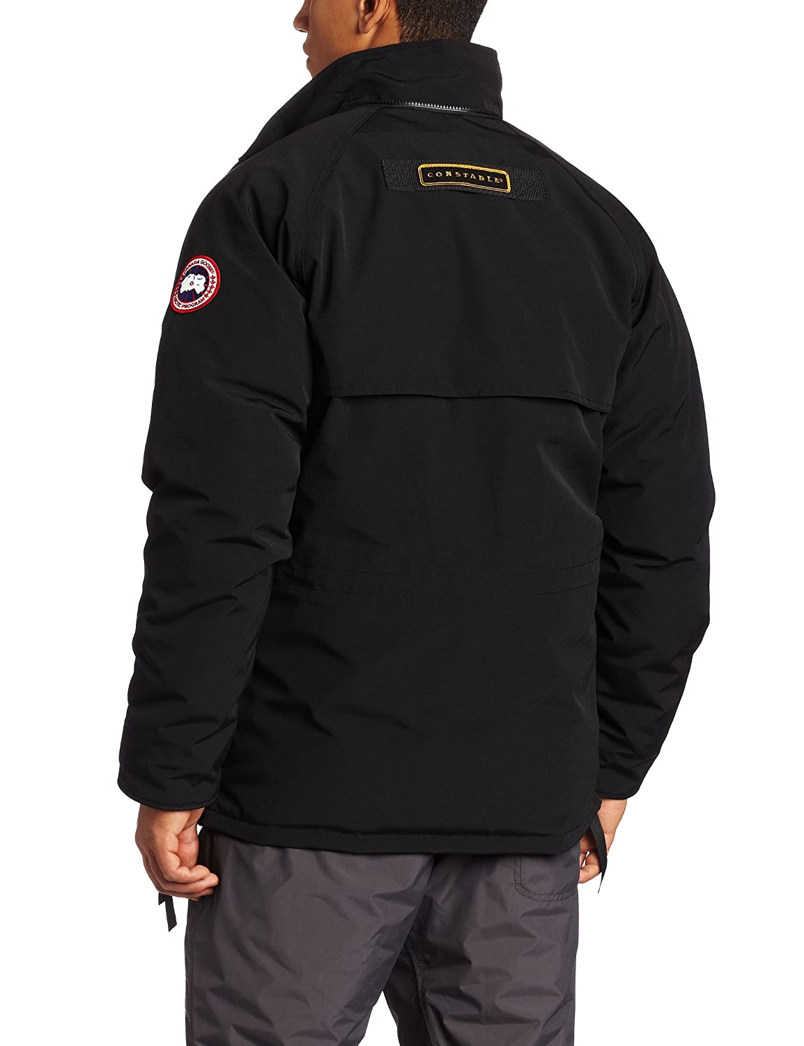 Canada Goose fake - Amazon.com: Canada Goose Men's Constable Parka: Sports & Outdoors