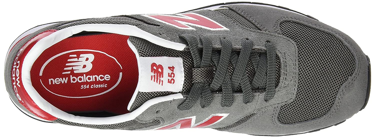 New Balance Herren, Funktionsschuh, Ml554 Clásico