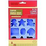 Nintendo Super Mario Bros Reusable Silicone Ice Cube Tray for Fun Shaped Ice Cubes