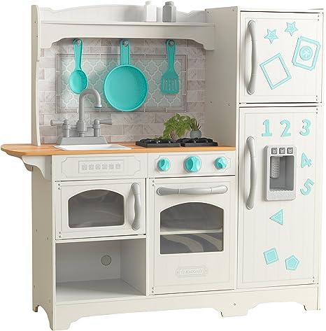 KidKraft 53424 Cucina Giocattolo in Legno per Bambini Countryside
