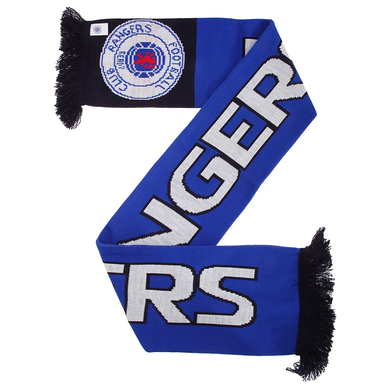 Sciarpa con Stemma Rangers FC