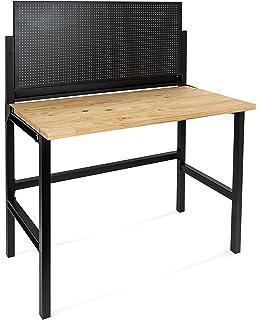Werkbank Werktisch 159x85x58 Cm Bxhxt Belastbarkeit 200 Kg
