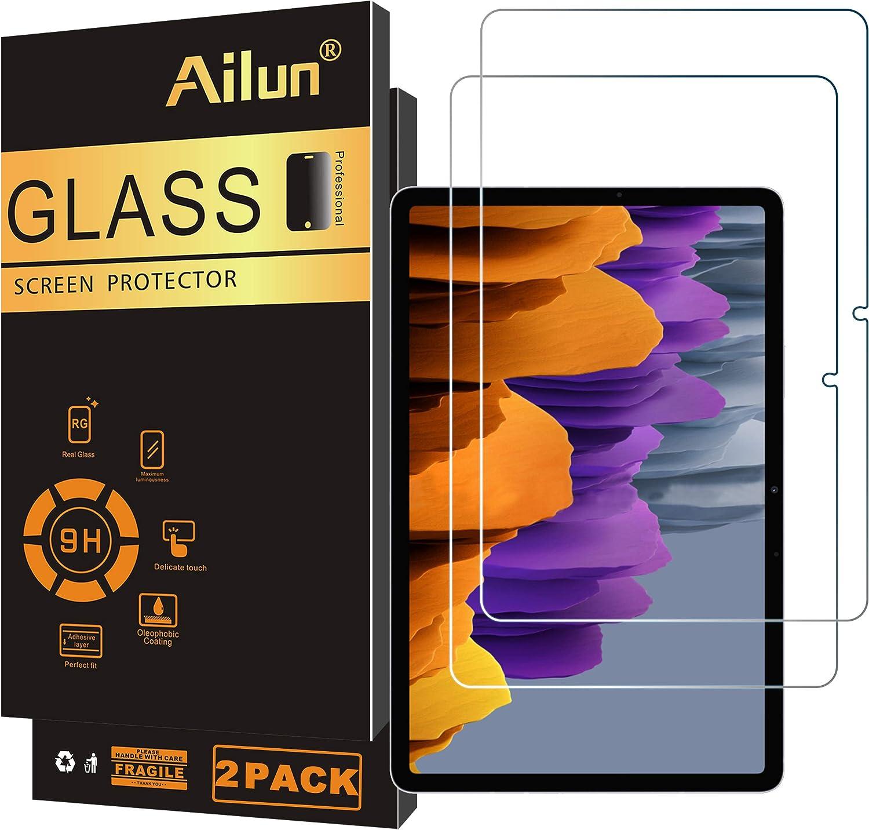 2 vidrios templados para Galaxy Tab S7 11
