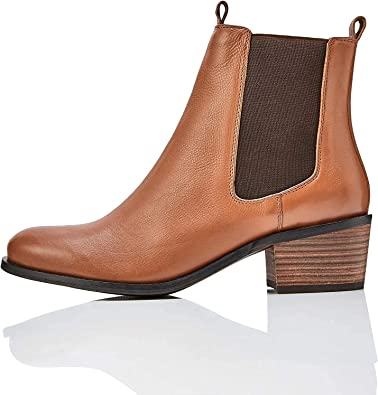 Marque Amazon find. Femme Chelsea boots