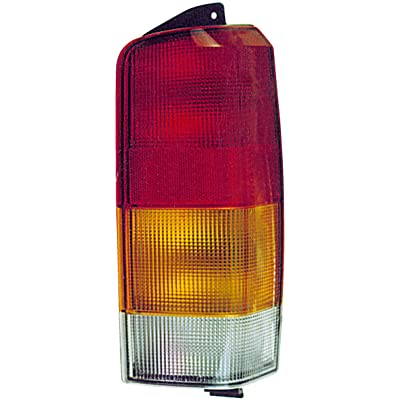 Dorman 1610467 Passenger Side Tail Light Assembly for Select Jeep Models: Automotive