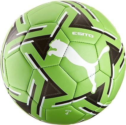 ballon de foot puma vert