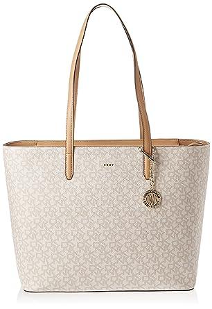 dbfe7e423 DKNY womens Handbags & Shoulder Bags Bryant Md Zip Tote ,Multicolour (HOK -  HMP