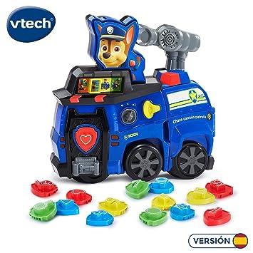Vtech Chase Camión Patrulla Canina Centro De Actividades