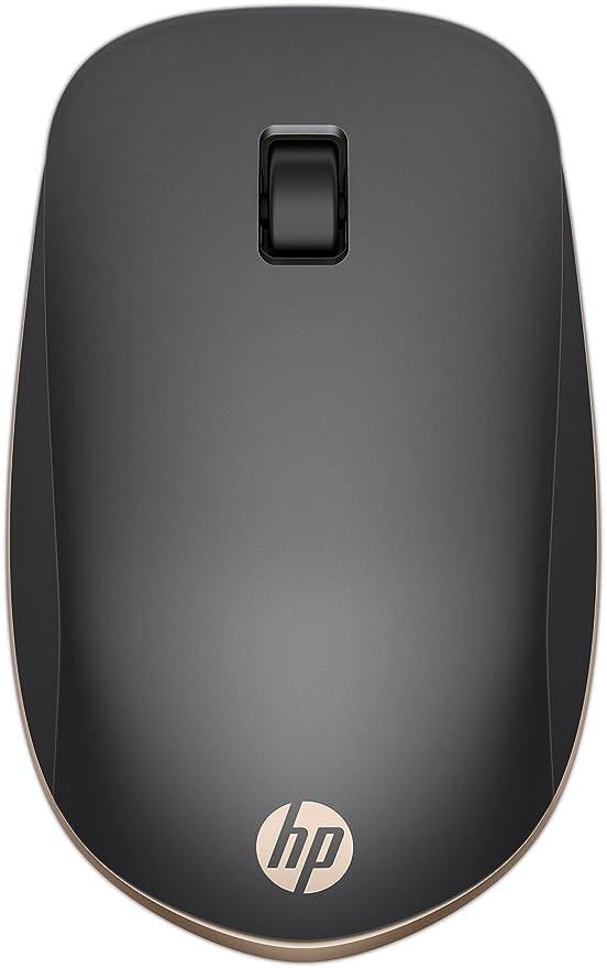 HP Z5000 (W2Q00AA) kabellose Maus (Bluetooth, bis zu 24 Monate Akkunutzungszeit, Windows, Mac, Chrome, Android) kupfer schwar
