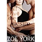 All That They Desire (Wardham Book 10)