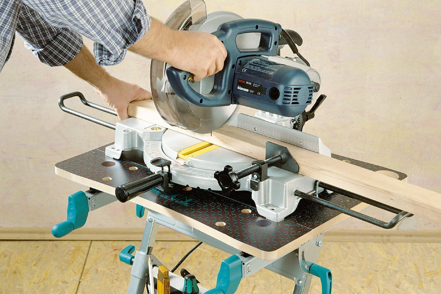 Wolfcraft 6182000 Master 600 Etabli de serrage à hauteur réglable maxi 120 kg