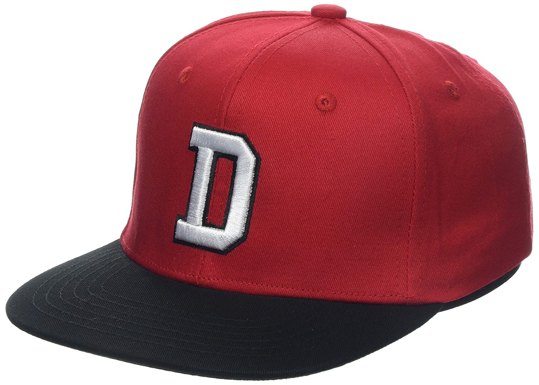 Dickies Westdale Gorra de béisbol, Rojo (Fiery Red FR), Talla ...