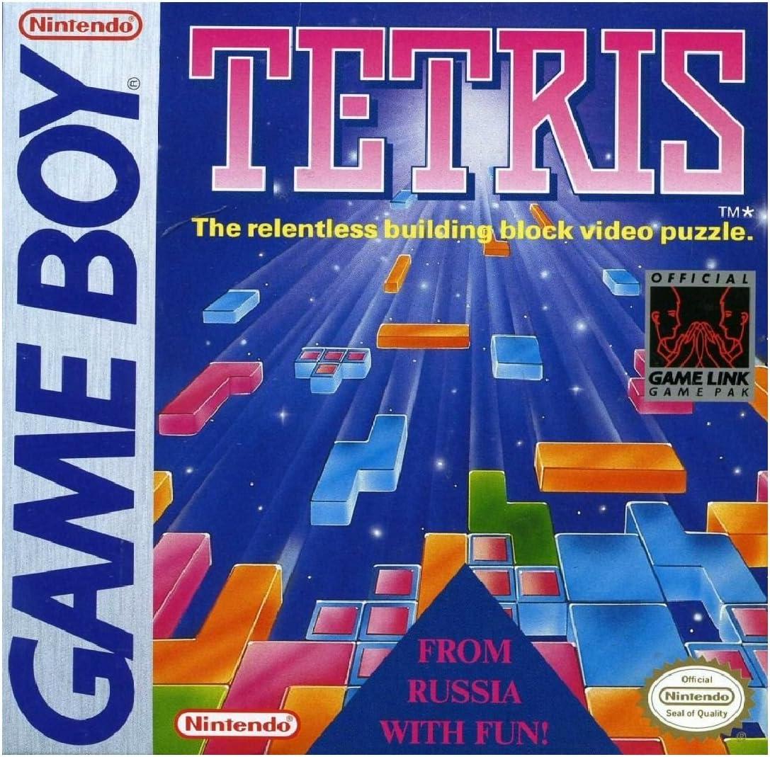 Tetris [Game Boy] [Importado de Francia]: Amazon.es: Videojuegos