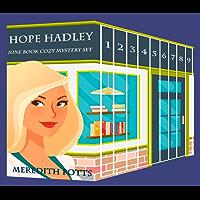 Hope Hadley Nine Book Cozy Mystery Set (English Edition)