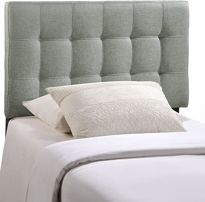 Modway Lily Upholstered Twin Headboard