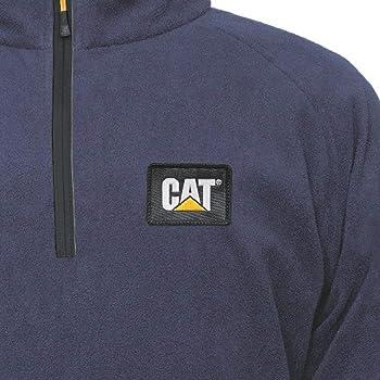 Caterpillar - Jersey Polar AG para Hombre Caballero (S) (Ciprés ...