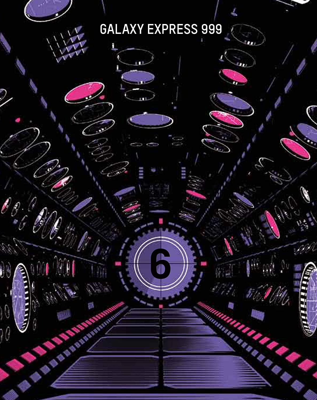 松本零士画業60周年記念 銀河鉄道999 テレビシリーズ Blu-ray BOX-6 B00GHQIFJY