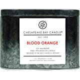 Chesapeake Bay Candle Heritage Two-Wick Tin Scented Candle, Blood Orange