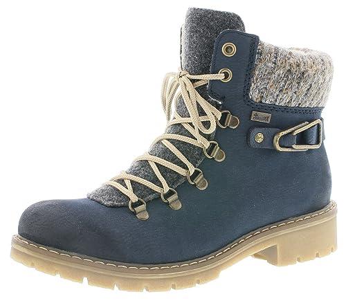 78cbb51bc12b05 Rieker Damen Y9112 Stiefeletten  Rieker  Amazon.de  Schuhe   Handtaschen