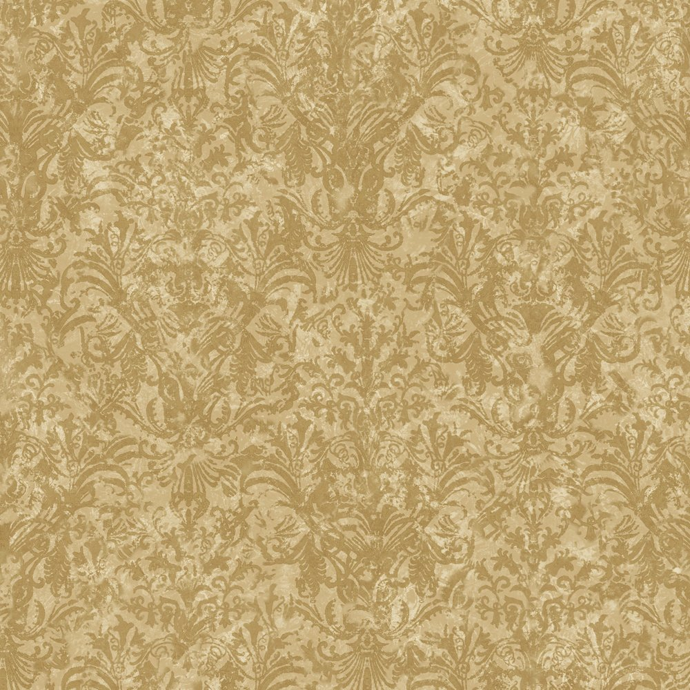 Decorate By Color BC1581795 Metallic Striped Damask Wallpaper