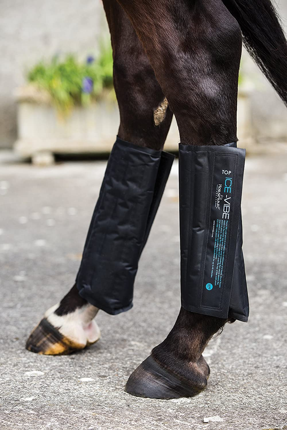 Horseware Ice-Vibe Boot Cold Pack HORSEWARE PRODUCTS LTD