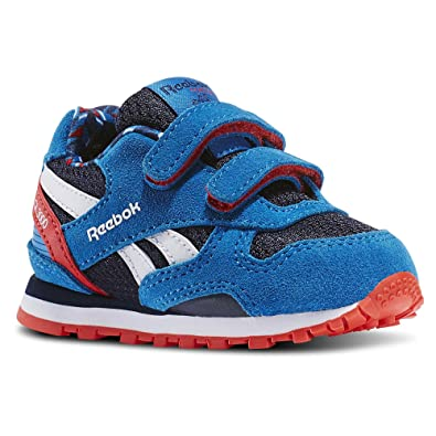 Reebok, Unisex Kinder Sneaker , blau blau Größe: 23,5 EU