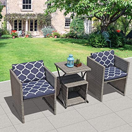 Amazon Com Oc Orange Casual 4 Piece Outdoor Patio Furniture Set