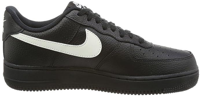 Nike AA4083 001, Para tomaia Uomo Nero Nero (Black) 42 EU