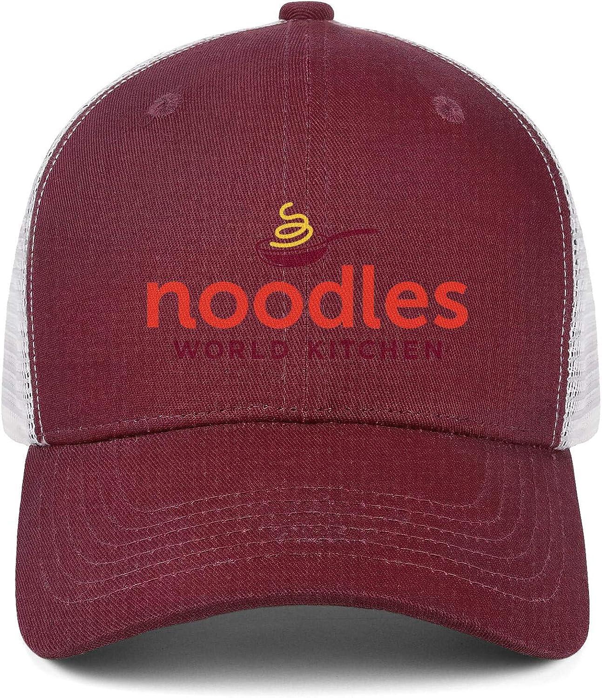 WintyHC Noodles Cowboy Hat Dad Hat Adjustable Fits Gas Cap