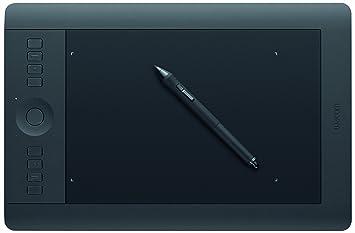 Amazon Com Wacom Intuos Pro Pen And Touch Tablet Medium Pth 651