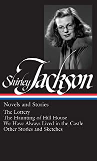Shirley jackson a rather haunted life ruth franklin 9780871403131 shirley jackson novels and stories the lottery the haunting of hill house fandeluxe Gallery