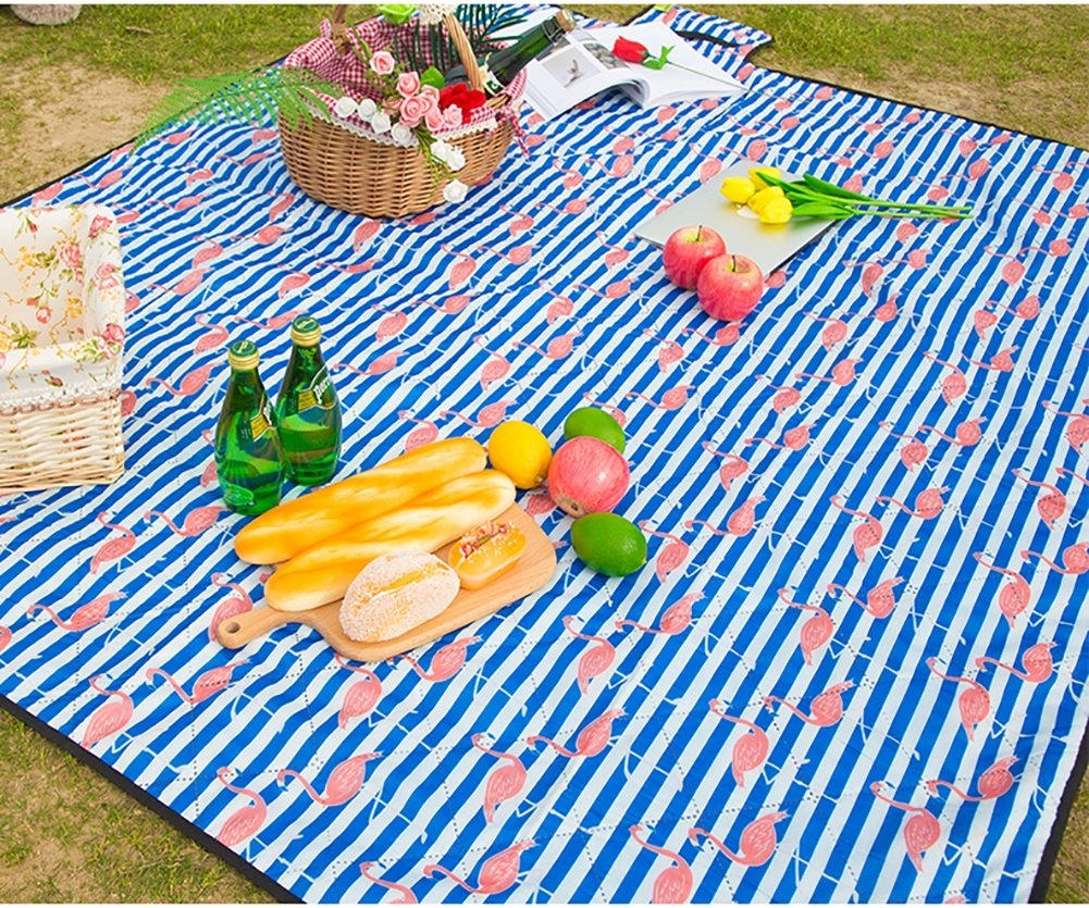 Picknickdecke Frühlingsmatte Verdicken Wasserdichte Campingmatte Outdoor Feuchtigkeitsmatte Norio Bodenmatte Bodenmatte Bodenmatte Rasen Camping 170  150  0.3cm Portable Picknickbedarf (Farbe   Style5) B07D5WWJ2K   Good Design  e5934e
