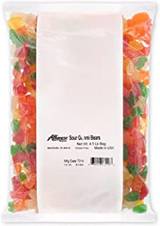 product image for Albanese Confectionery Sour Gummi Bears, 4.5 Pound Bag